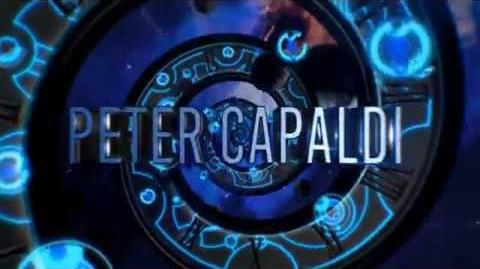 Doctor Who Peter Capaldi 2014 Title Sequence Adaptation - NeonVisual Intro