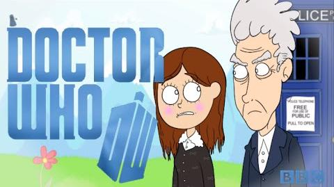 DOCTOR WHO GOES GANGSTA (Cartoon Animated Parody)