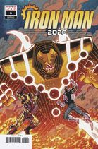 Iron Man 2020 Vol 2 6 Lim Variant