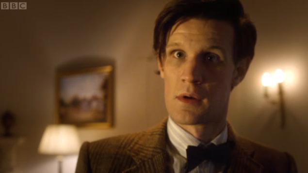File:Doc in front of TARDIS.jpg