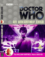An Unearthly Child DVD Cover
