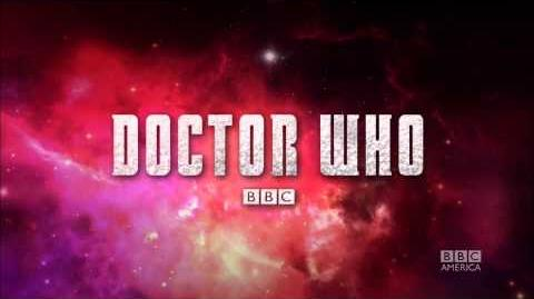 DOCTOR WHO - New Opening Title Sequence