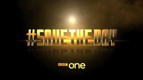 The Day of the Doctor - Doctor Who 50th Anniversary Special - BBC One