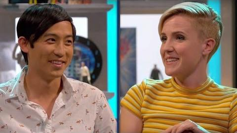 The Doctor's Finest - Hannah Hart interviews Jimmy Wong - BBC America