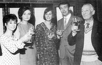 Verity lambert und Cast