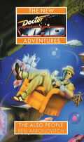 Doctor Who - New Adventures - 44 - The Also People - Ben Aaronovitch