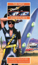 Doctor Who - New Adventures - 30 - First Frontier - David A. Mcintee