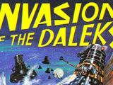 Invasion of the Daleks (Comic)