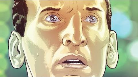 Doctor Who- The Ninth Doctor - Comic Book Series - Doctor Who