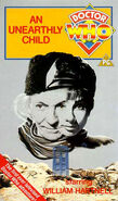 BBC VHS An Unearthly Child 1990 UK