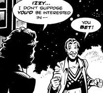 Doctor 8 Izzy
