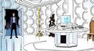 Tardis interior 1 comic