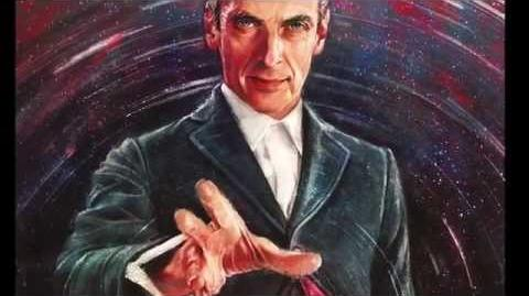 The Twelfth Doctor Comic -1 - Doctor Who