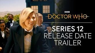 Series 12 Release Date Trailer Doctor Who