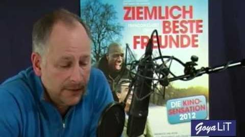 Philippe Pozzo di Borgo-Frank Röth liest das Hörbuch eines Kinofilms. Hörbuchtrailer