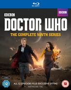 Doctor Who The Complete Series 9 Blu-Ray