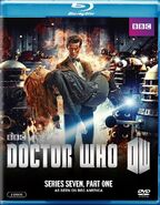 Series 7 volume 1 uk Blu-Ray