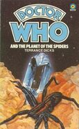Planet of Spiders cover 1978