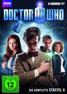 New Who Staffel 6 DVD