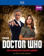 Series 8 Blu-Ray