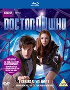 Series 5 volume 1 uk Blu-Ray