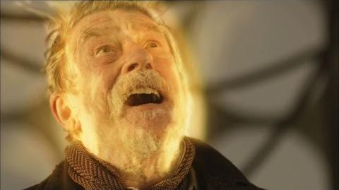 The War Doctor Regenerates - John Hurt to Christopher Eccleston - The Day of the Doctor - BBC