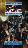 Doctor Who - New Adventures - 49 - Death and Diplomacy - Dave Stone
