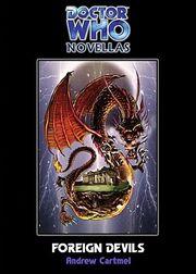 Foreign Devils Taschenbuchcover