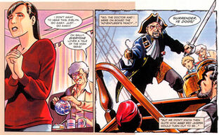 Doctor and the Pirates DWM preview
