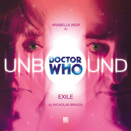 Unbound Exile front cover