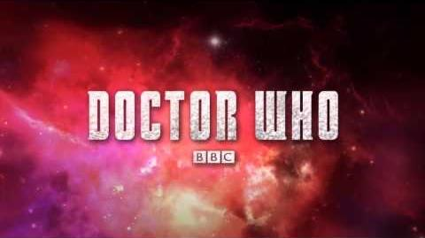 Doctor Who New Intro 2012 Xmas