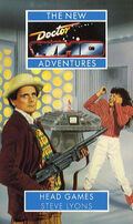 Doctor Who - New Adventures - 43 - Head Games - Steve Lyons