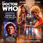 Order of the Daleks cover