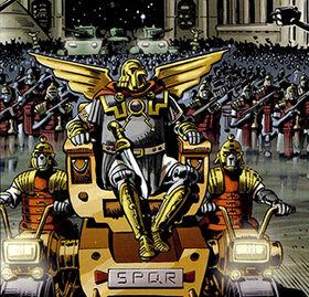 Eiserne legion