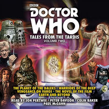 Tales-from-the-TARDIS vol 2