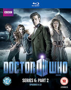 Series 6 volume 2 uk Blu-Ray