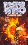 Legacy of the Daleks cover
