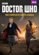 Doctor Who The Complete Series 9 DVD