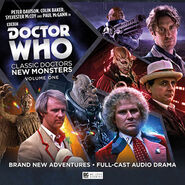 Classic Doctors-New Monsters 1