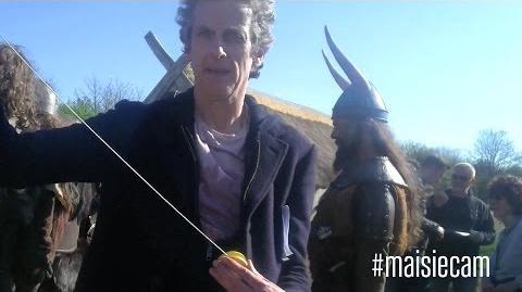 -MaisieCam- The Doctor's Yo-Yo - Doctor Who- Series 9 (2015) - BBC