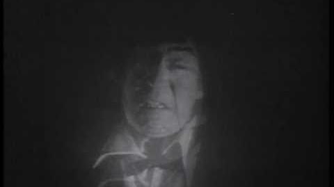 Second Doctor regenerates - Patrick Troughton to Jon Pertwee
