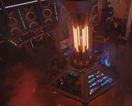 279 Konsole der TARDIS