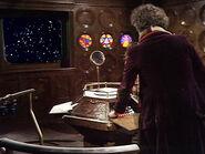 086 TARDIS Kontrollraum 2 Monitor