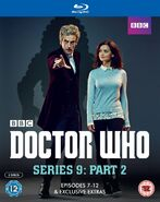 Doctor Who Series 9 Part 2 Blu-Ray