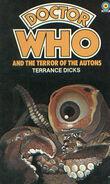 Terror of the Autons novel