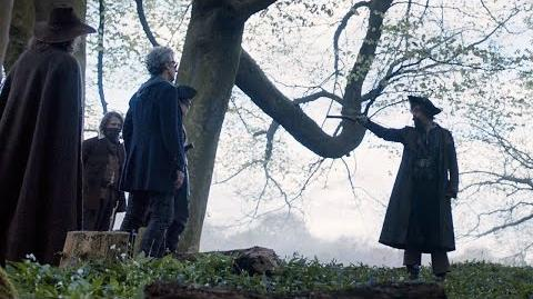 Stand and Deliver or Stand Up - The Woman Who Lived - Doctor Who- Series 9