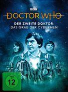 Grab der Cybermen DVD Deutsch