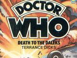 Death to the Daleks (Roman)