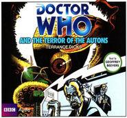 Terror of the Auton audio