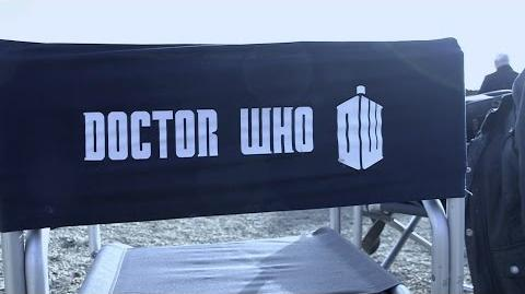 On Location in Tenerife - Doctor Who Extra- Series 2 Episode 2 (2015) - BBC